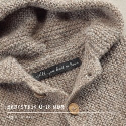 All you knit is love, 0-18 mdr, susie haumann bog, dansk garn